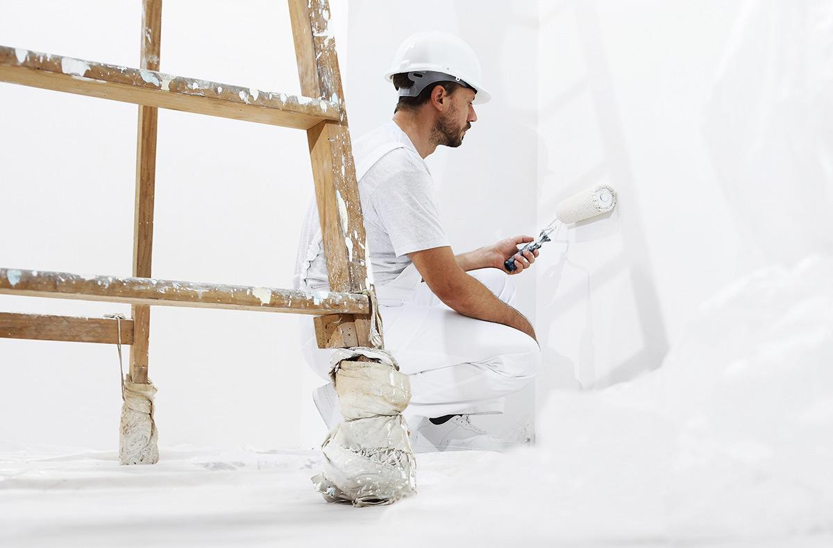 Maler Hamar Malerarbeid Malerarbeider Tapetsering Byggtapetserer Malertjenester